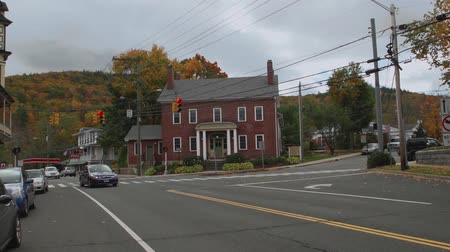 crosswalk : Scenes from Litchfield, Connecticut