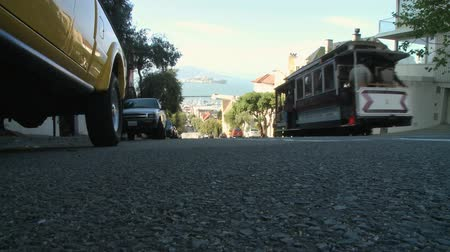 kabel : Scenes from San Francisco, California Wideo