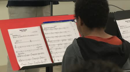 woodwind : A day in the life of a student at school