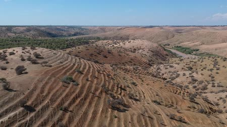 salamura : Beautiful Nature of Morocco by Drone from above
