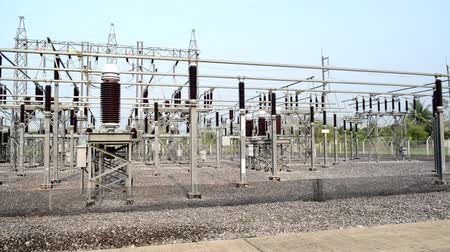 corrente : Power station for making electric energy