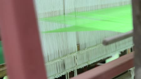přadeno : Weaving silk fabric
