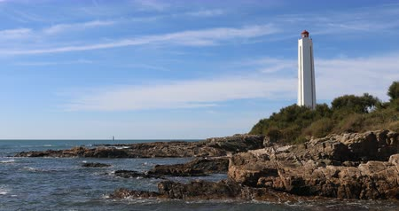 Armandeche lighthouse in Les Sables dOlonne (France)