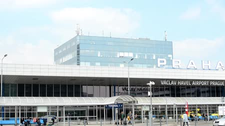 Прага : Airport Prague - main building