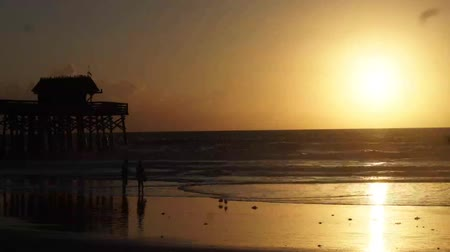 kakao : Sunrise at Cocoa Beach Florida