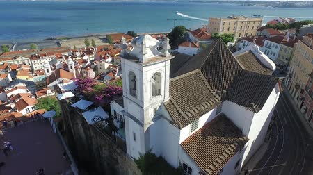 paco : 2016 09 Lisbon city: Aerial View old town