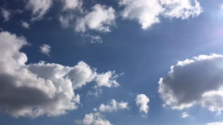 myjnia : Beautiful blue sky with clouds background. Sky with clouds weather nature cloud blue. Blue sky with clouds and sun.