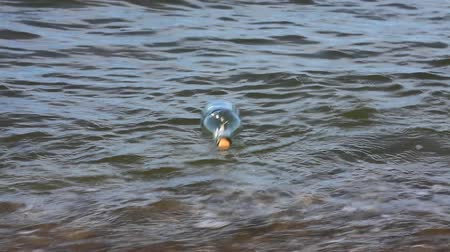 dismay : Message in a bottle into the waves of the Baltic Sea