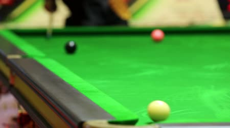 poduszka : white snooker ball bounce side cushion to aim