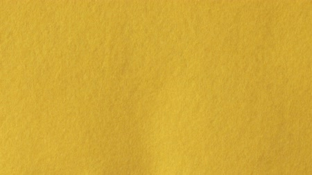 Yellow felt texture. Background
