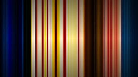 Color changing fast moving striped minimal background footage