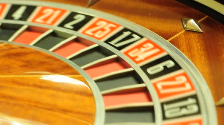 ruleta : casino ruleta Archivo de Video