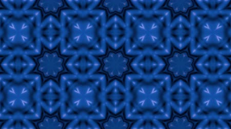Abstract looped blue background. 3d render Dostupné videozáznamy