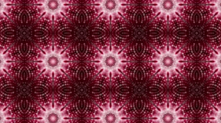 screen saver : Abstract looped red-orange background. glowing patterns. 3d render