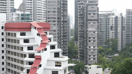 yoğunluk : singapore high density residential buildings