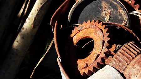 enrollment : Rusty old gears
