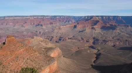 inferior : Panorama Of The Monumental Rocks Of The Grand Canyon
