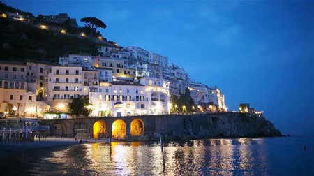 amalfitana : Beautiful coastal towns of Italy - scenic Amalfi in Amalfi coast