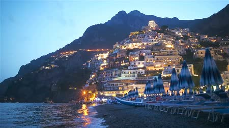 amalfitana : Beautiful coastal towns of Italy - scenic Positano in Amalfi coast