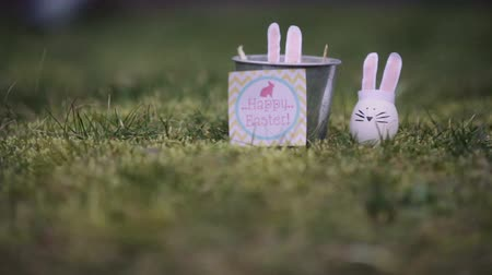 easter : Happy Easter Stock Footage