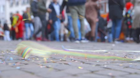 Carnival Impressions - happy people and lots of confetti - ProRes