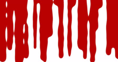 boyalar : red blood transition pattern background. Stok Video