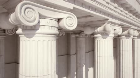 kolumny : Marble Columns. Loopable