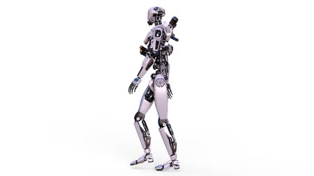 kader : Walking robot