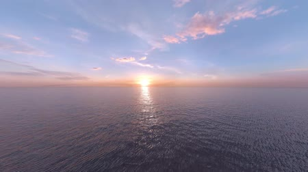 oceano : 3D CG rendering of superb view