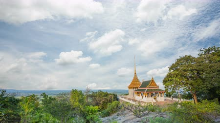 nan : Wat Dee salak beautiful calming measure. And surrounded by nature, Suphan Buri, Thailand.