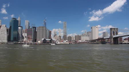 kerület : New York City, United States - Manhattan skyline