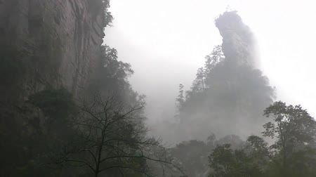 awatar : Zhangjiajie National Park, China. Avatar mountains