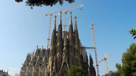 Каталония : Sagrada Familia, Barcelona, Spain