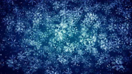 nevando : Snowflakes background