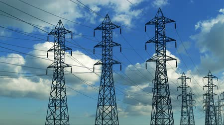 çerçeveler : Construction of high voltage towers