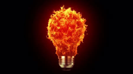 ilham : Flaming bulb