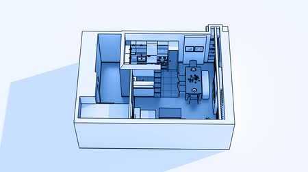 interior : Interior creation, wireframe