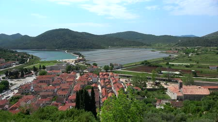meia idade : Ston is a city in the Dubrovnik-Neretva county of Croatia, located at the south of Isthmus of the Peljesac peninsula.