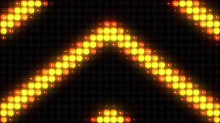 halftone : Flashing Light Wall Kit.Blinking Lights VJ. Flashing Lights Wall VJ Stage Background Loop. It Can Be Used in VJ Loops and Screen Saver Also. Stock Footage