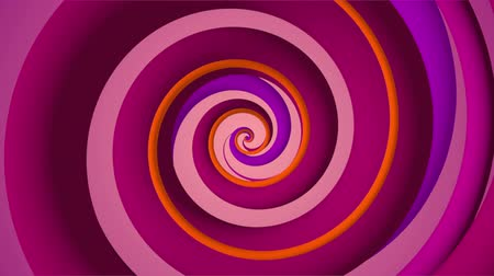 леденец : A seamlessly looping spinning spiral in color. Hypnotize your audience!