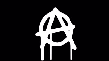 dove of peace : Anarchy - Freedom - Peace (3 signs representing freedom)