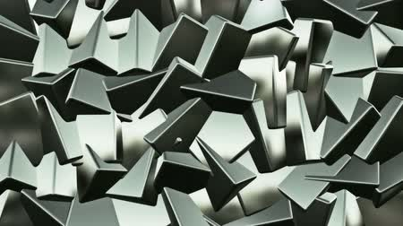 hallucinating : Background made ​​from metal pieces