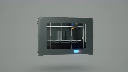 forma tridimensional : 3d printer breaking Vídeos