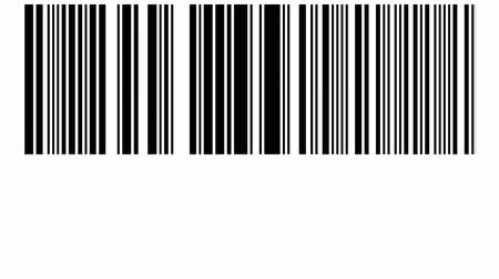 описание : Animated Barcode with changing random digits