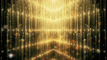 shimmer : Gold Glitter And Reflection Lights is motion footage for celebration films and cinematic in christmas scene. Also good background for scene and titles, logos.