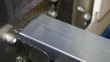 fém : Fabrication of steel profiles for the construction industry.