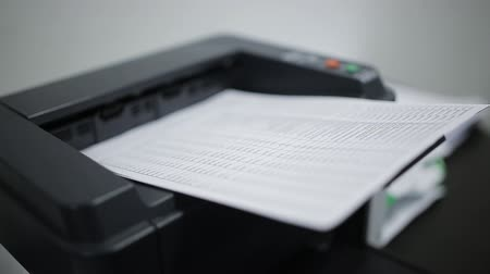 faks : Printing a document on the printer