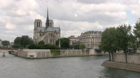 francja : Notre Dame de Paris Cathedral. Paris. France