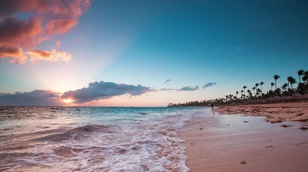 dominikana : Exotic Beach in Dominican Republic Punta Cana