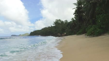 takamaka : Walking On Takamaka Beach, Mahe Island, Seychelles 6